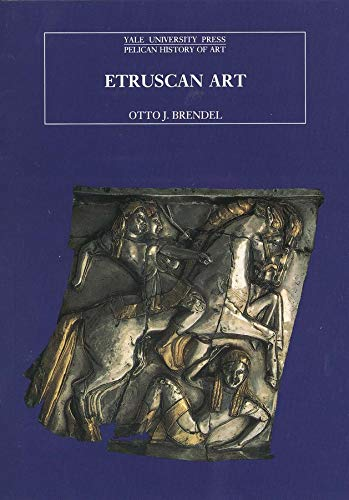 9780300064469: Etruscan Art (The Yale University Press Pelican History of Art)