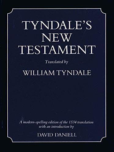 9780300065800: Tyndale's New Testament