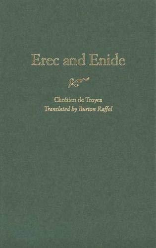 9780300067705: Erec and Enide (Chretien de Troyes Romances)