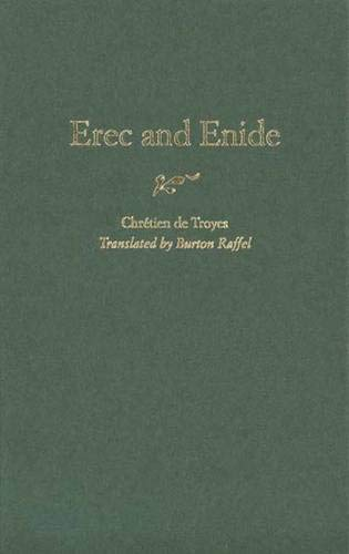 9780300067705: Erec and Enide (Chretien de Troyes Romances)