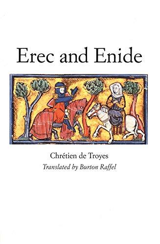 9780300067712: Erec and Enide (Chretien de Troyes Romances S)
