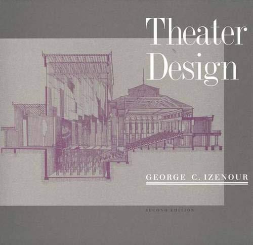 9780300067750: Theater Design: Second Edition