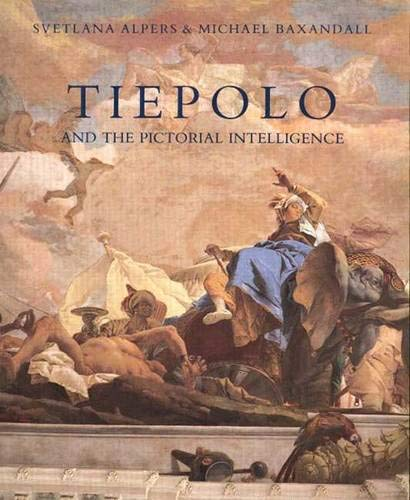 9780300068177: Tiepolo and the Pictorial Intelligence