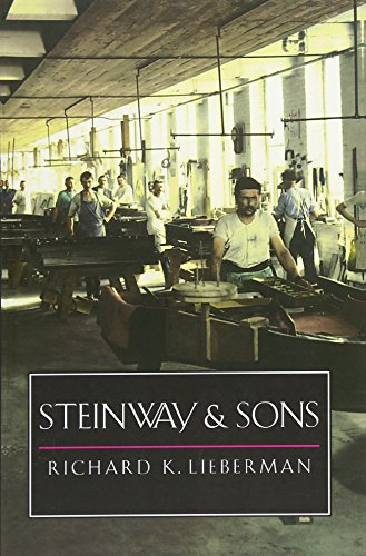9780300068504: Steinway and Sons