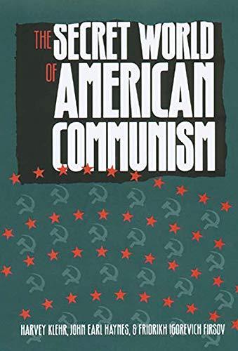 9780300068559: The Secret World of American Communism (Annals of Communism Series)
