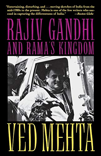 9780300068580: Rajiv Gandhi and Rama's Kingdom