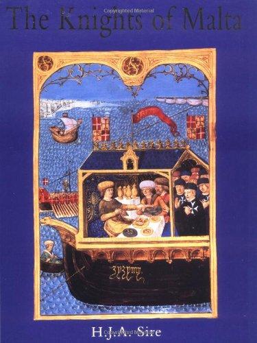 9780300068856: The Knights of Malta