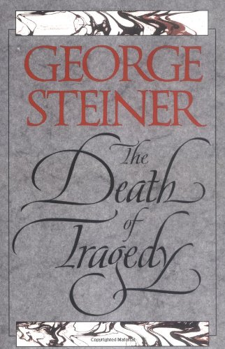 9780300069167: The Death of Tragedy