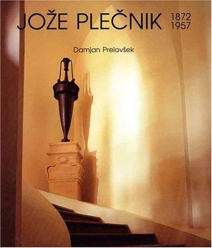 9780300069532: Josef Plecnik, 1872-1957
