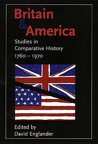 9780300069785: Britain and America: Studies in Comparative History, 1760-1970