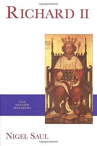 9780300070033: Richard II (The Yale English Monarchs Series)