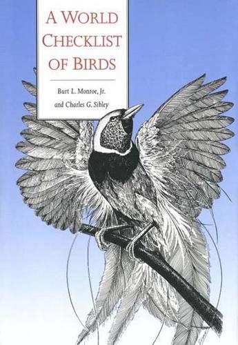 9780300070835: A World Checklist of Birds