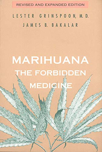 Marihuana Reconsidered Rev and#38; Exp Ed (Paper): Lester Grinspoon