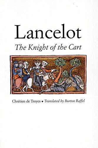 9780300071214: Lancelot: The Knight of the Cart (Chretien de Troyes Romances S)