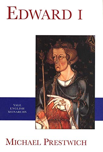 9780300071573: Edward I (The English Monarchs Series)