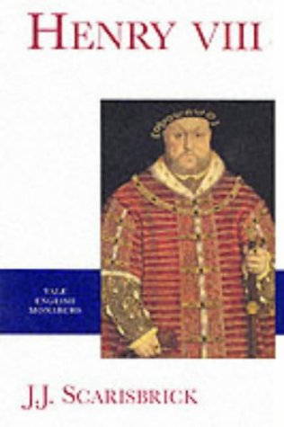 9780300071580: Henry VIII (The Yale English Monarchs Series)