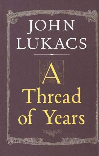 9780300071887: A Thread of Years