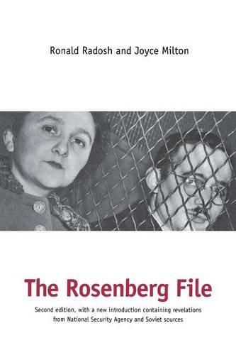 9780300072051: The Rosenberg File: Second Edition