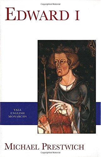 9780300072099: Edward I (The Yale English Monarchs Series)