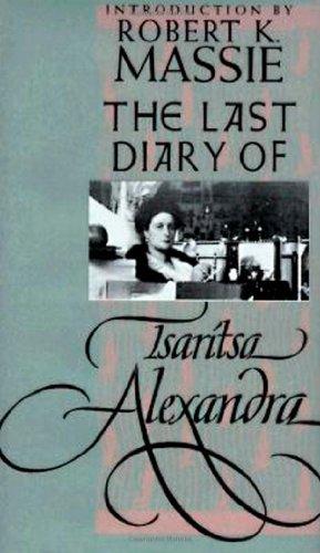 9780300072129: The Last Diary of Tsaritsa Alexandra (Annals of Communism Series)