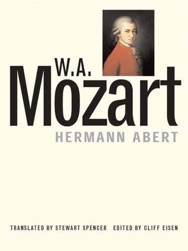 9780300072235: W.A. Mozart