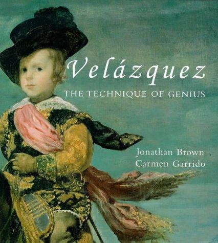 9780300072938: Velazquez: The Technique of Genius