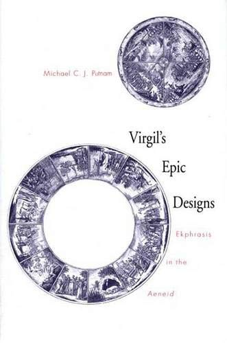 9780300073539: Virgil's Epic Designs: Ekphrasis in the Aeneid