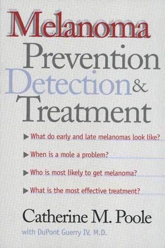 9780300073621: Melanoma: Prevention, Detection, and Treatment