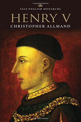 9780300073706: Henry V (The English Monarchs Series)