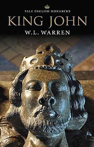 9780300073744: King John (Yale English Monarchs Series)