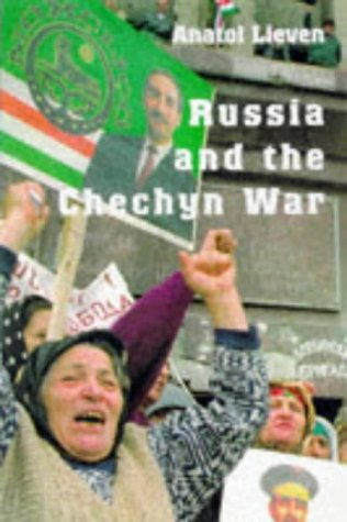 9780300073980: Chechnya: Tombstone of Russian Power