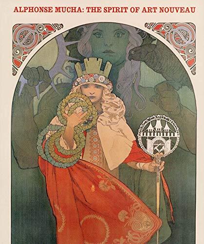 9780300074192: Alphonse Mucha: The Spirit of Art Nouveau