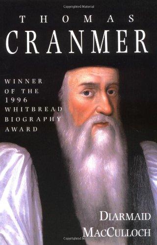9780300074482: Thomas Cranmer: A Life