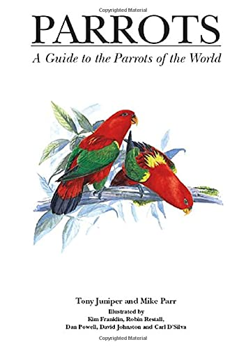 9780300074536: Parrots: A Guide to Parrots of the World (Boswell's Correspondence;7;yale Ed.of)
