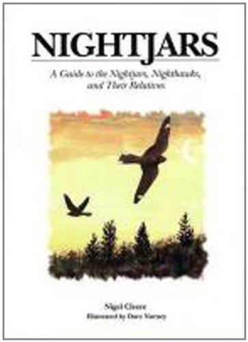 9780300074574: Nightjars: A Guide to Nightjars, Nighthawks, and Their Relatives
