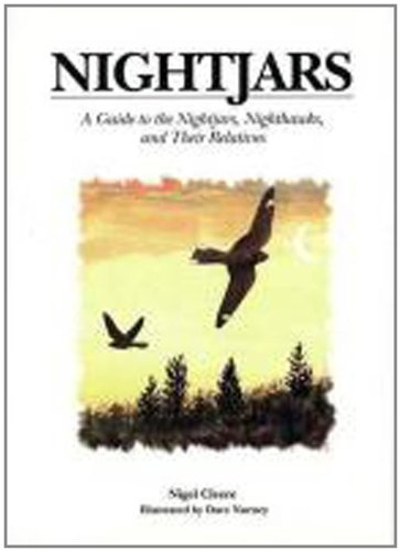 Nightjars : A Guide to the Nightjars,: Nigel Cleere