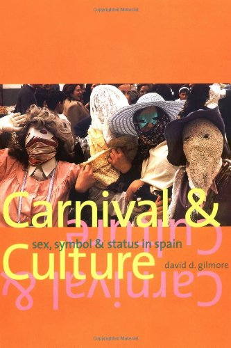 9780300074802: Carnival and Culture: Sex, Symbol, and Status in Spain (National Gallery Catalogues)