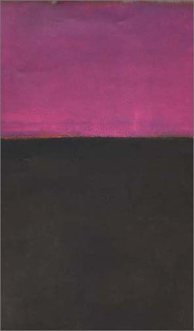Mark Rothko: Weiss, Mr. Jeffrey