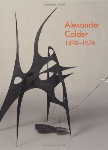 9780300075182: Alexander Calder, 1898-1976