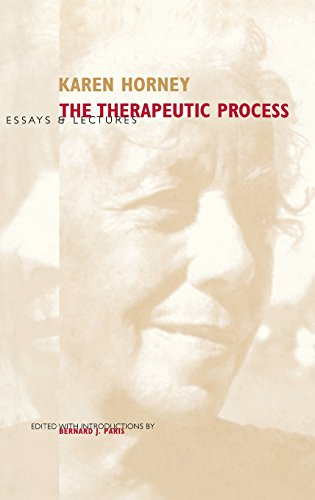 9780300075274: The Therapeutic Process: Essays and Lectures