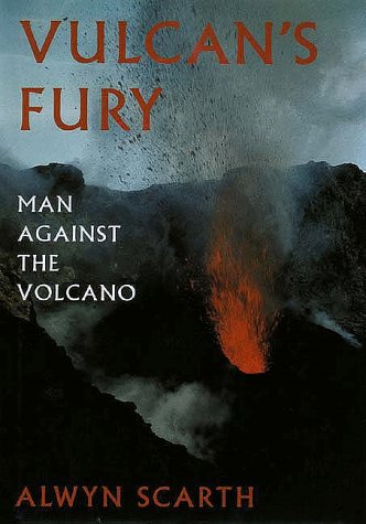 9780300075410: Vulcan's Fury: Man Against the Volcano