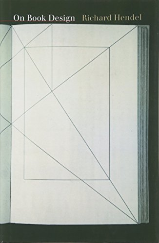 9780300075700: On Book Design