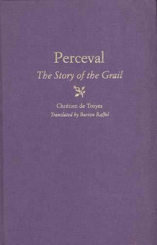 9780300075854: Perceval: The Story of the Grail (Chretien de Troyes Romances)
