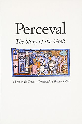 9780300075861: Perceval: The Story of the Grail (Chretien de Troyes Romances S)