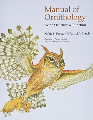 9780300076196: Manual of Ornithology: Avian Structure and Function
