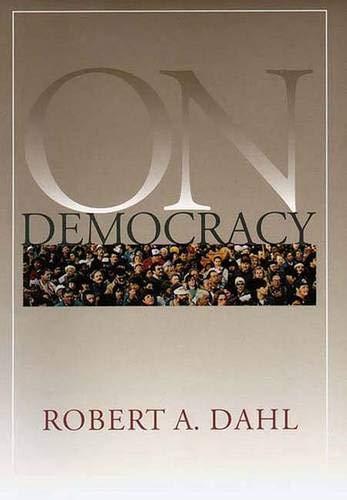 9780300076271: On Democracy