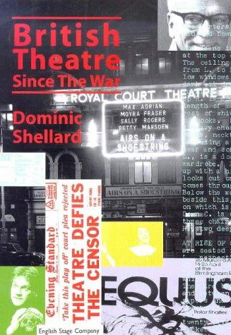 9780300076844: British Theatre Since the War