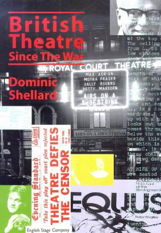 9780300076844: British Theatre Since the War