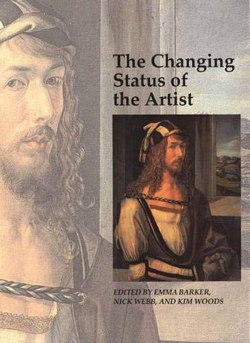 9780300077407: The Changing Status of the Artist
