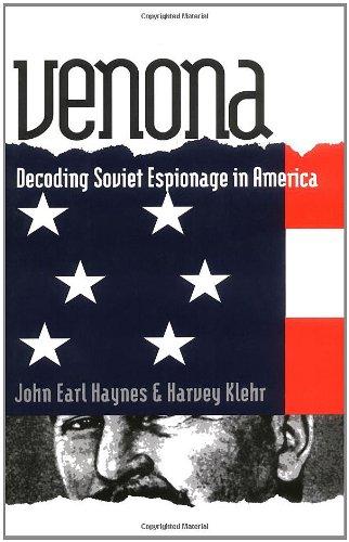 9780300077711: Venona: Decoding Soviet Espionage in America (Annals of Communism)